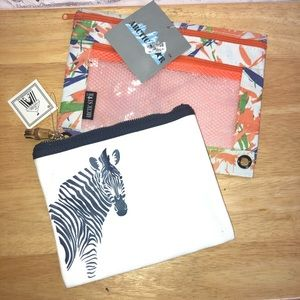 Other - Bundle of 2 pouches. NEW
